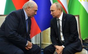 Встреча Лукашенко и Путина готовится