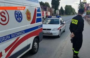 полиция в Белостоке