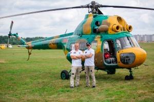 чемпионат мира по вертолетному спорту, Беларусь