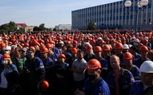 Лукашенко сообщил, где находится, и высказался о забастовках